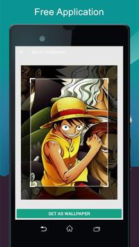 ONE PIECE Anime Wallpaper HD screenshot 2