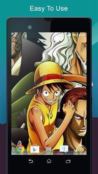 ONE PIECE Anime Wallpaper HD screenshot 3