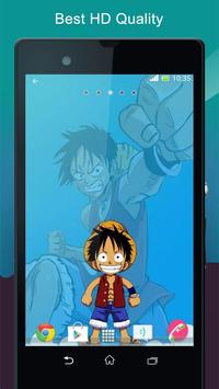 ONE PIECE Anime Wallpaper HD screenshot 4