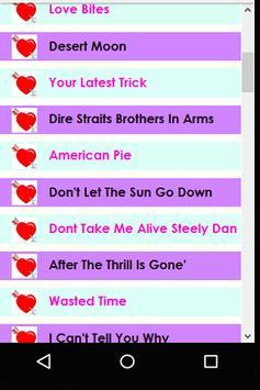 Classic Sad Rock Songs apk screenshot