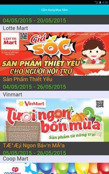 Cam Nang Mua Sam apk screenshot