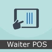 Waiter POS icon