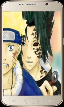 Anime Wallpaper Sasuke screenshot 2
