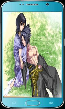 Anime Wallpaper Sasuke screenshot 8