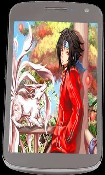 Anime Wallpaper Sasuke screenshot 9