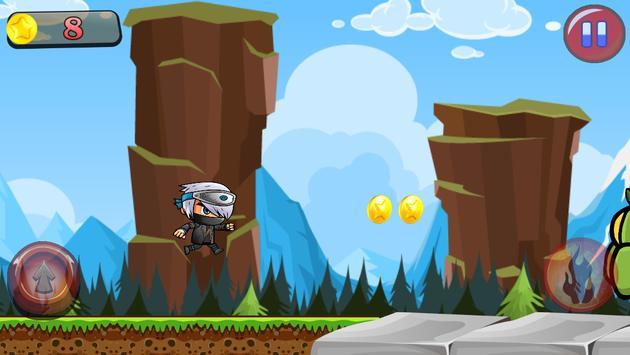 Sasuke Warrior apk screenshot