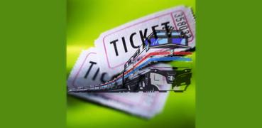 Railway Ticket Wallet