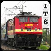 भारतीय रेल ट्रेन स्थिति आइकन