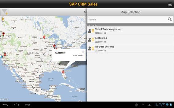 SAP CRM Sales screenshot 3