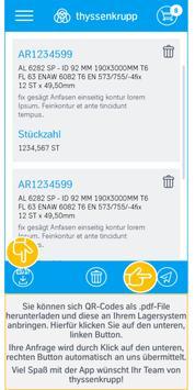 thyssenkrupp easy supply screenshot 2