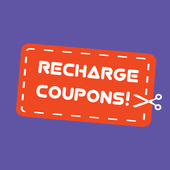 Recharge Coupons Free India icon