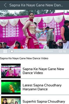 sapna dj song video download 2018
