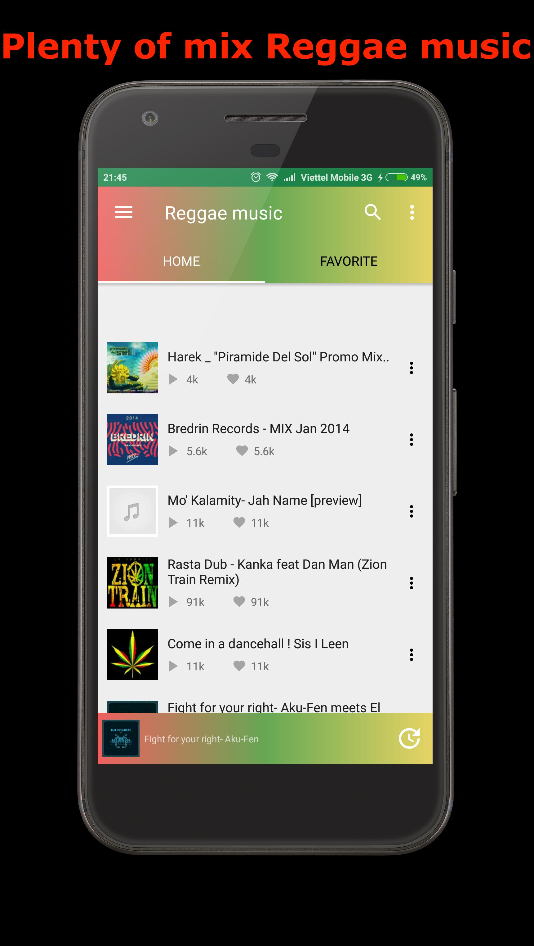 Reggae music for Android - APK Download