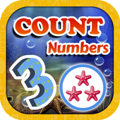 Number Counting icon