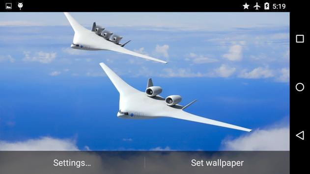 Drones Live Wallpaper apk screenshot