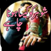 Shohar ko Kaisa Hona Chahiye islamic app icon