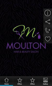 Moulton Hair and Beauty apk screenshot