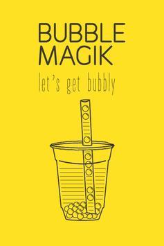 Bubble Magik poster