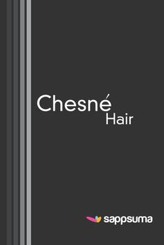Chesne Hair and Beauty poster
