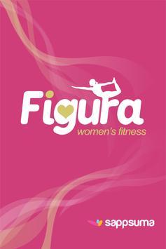 Figura Womens Fitness poster