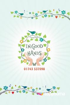 In Good Hands Shrewsbury poster