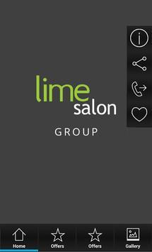 Lime Salon screenshot 1