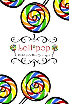 Lollipop Childrens Hair poster