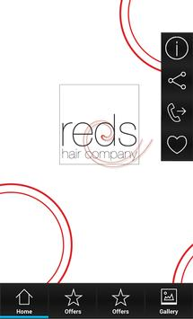 Reds Hair Company apk screenshot