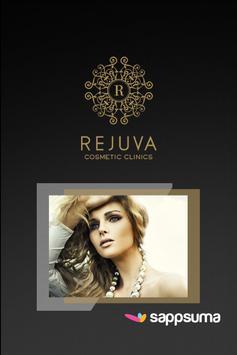 Rejuva Cosmetic Clinic App poster