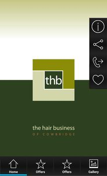 The Hair Business apk screenshot