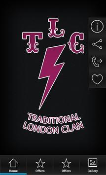 Traditional London Clan Tattoo apk screenshot