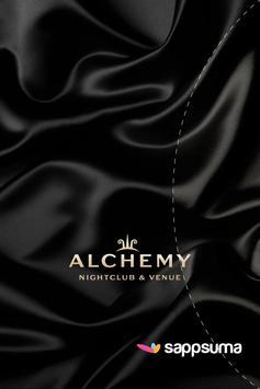 Alchemy Club and Venue poster