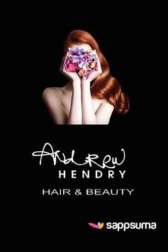 Andrew Hendry Hair and Beauty poster