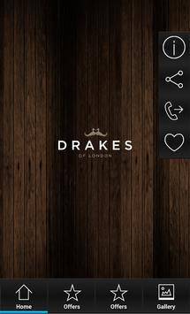 Drakes Of London screenshot 1