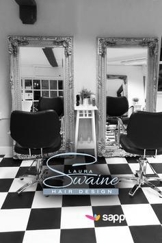 Laura Swaine Hair Design poster