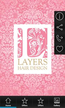 Layers Hair Design apk screenshot