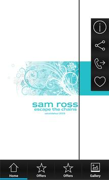 Sam Ross Salon screenshot 1