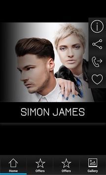 Simon James apk screenshot