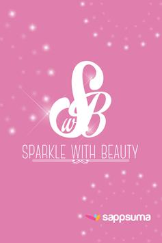 Sparkle with Beauty poster