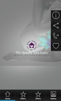 The Beauty Sanctuary Bramhall apk screenshot