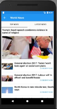 News Fusion screenshot 1