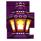 Music Ramadan lantern 2016 icon