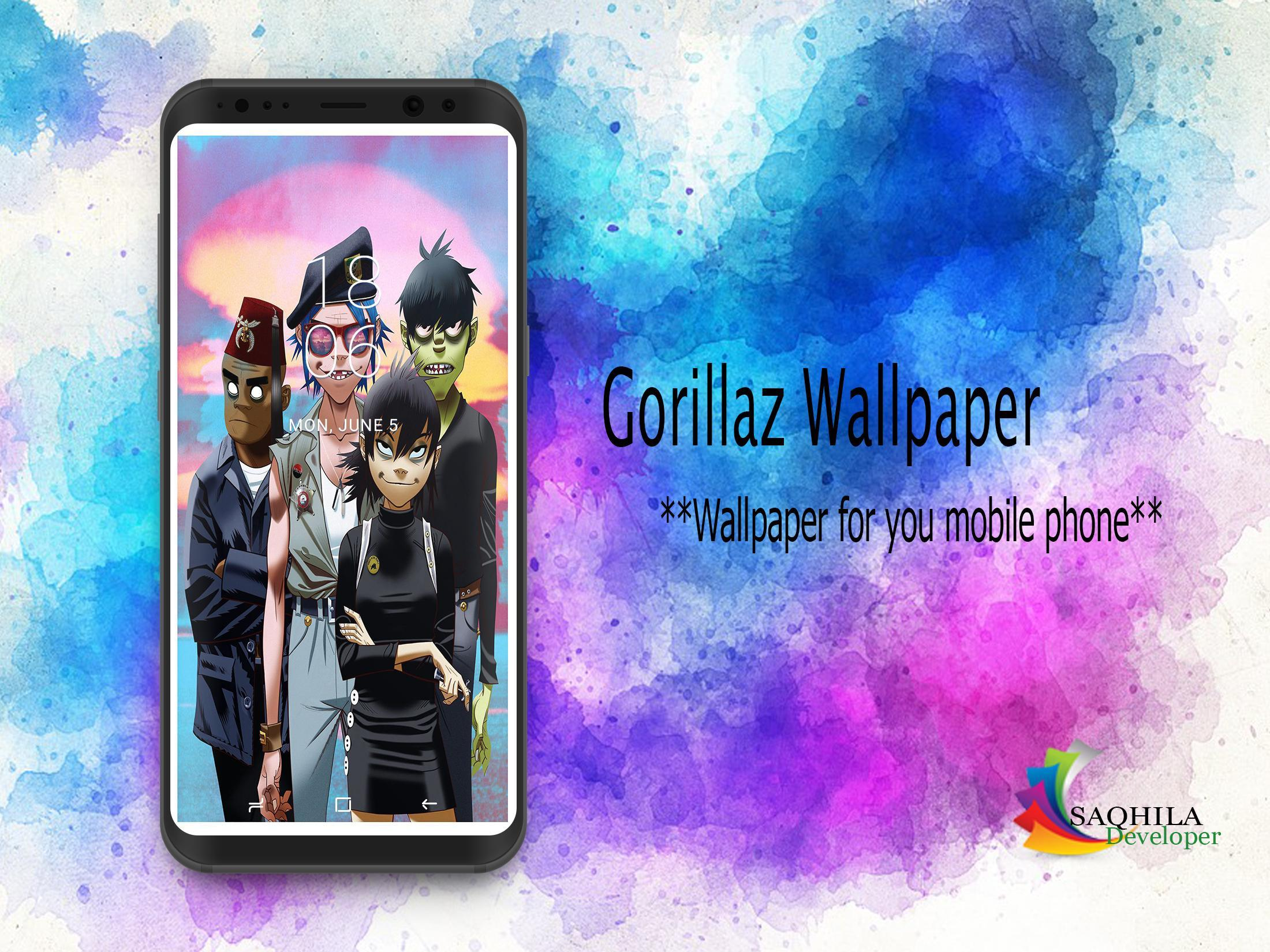Gorillaz Wallpaper For Android Apk Download