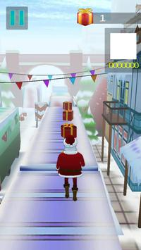 Subway Surf Santa Claus : Christmas Story screenshot 1