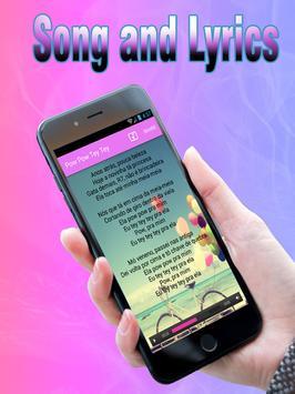 MC Dede - Pow Pow Tey Tey Musica Letra la última apk screenshot