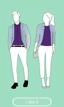 C- Outfit Style - What to Wear screenshot 1