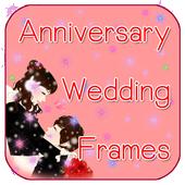 Anniversary Wedding Frames icon