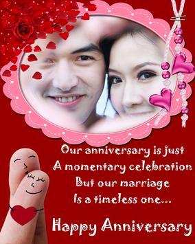 Anniversary Wedding Frames apk screenshot