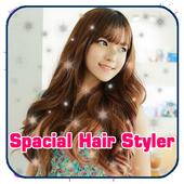 Wig Hair Edit icon