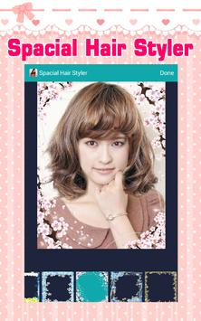 Wig Hair Edit apk screenshot